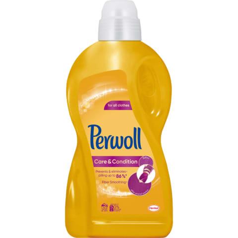 V.m.l. Perwoll Care&Repair 30mr. 1,8l