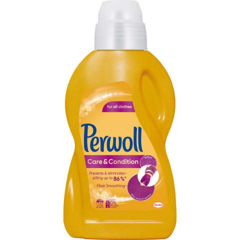 V.m.l. Perwoll Care&Repair 15mr. 900ml
