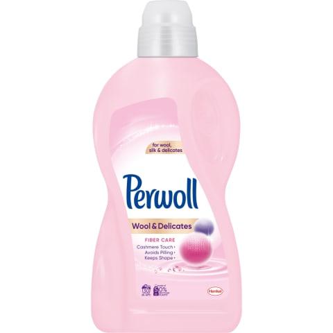 V.m.l. Perwoll Wool&Delicate 30mr. 1,8l
