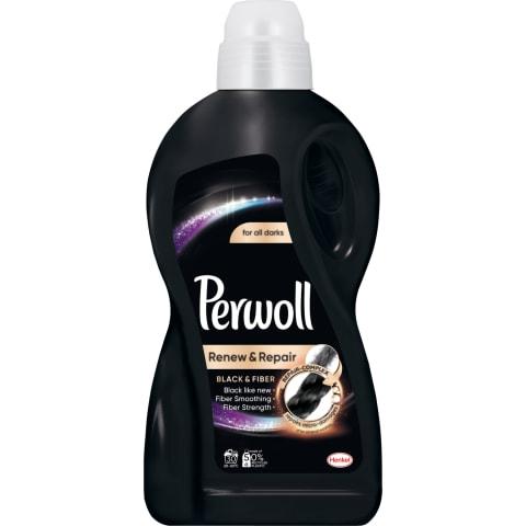V.m.l. Perwoll Black&Fiber 30mr. 1,8l