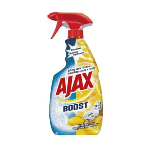 Izsm.l. Ajax Boost Baking Soda&Lemon 500ml