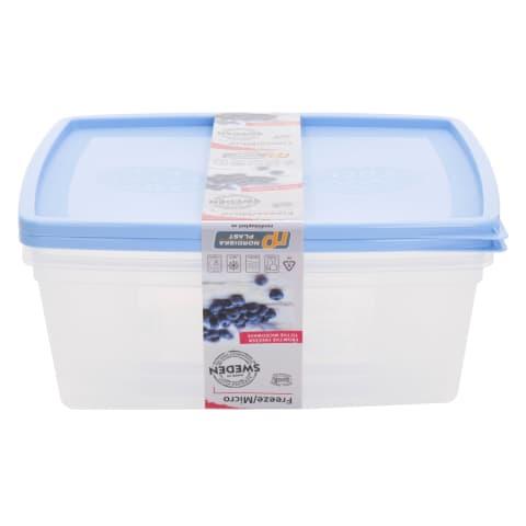Šaldymo/šildymo maisto dėžutė 2x2,5l