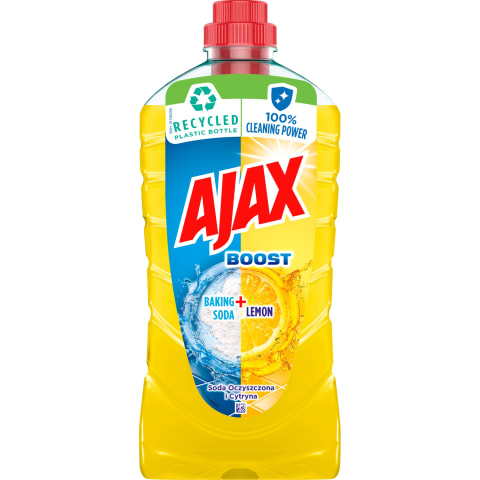T.līdz. Ajax Boost Baking Soda&Lemon 1l