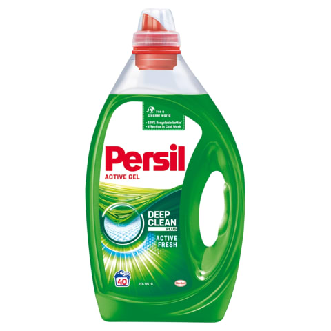Veļas mazgāšanas līdzeklis Persil Regular 40m
