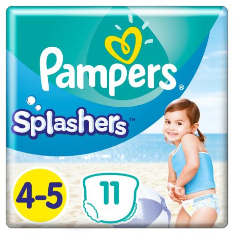 Biksītes Pampers Splashers S4 12gab.
