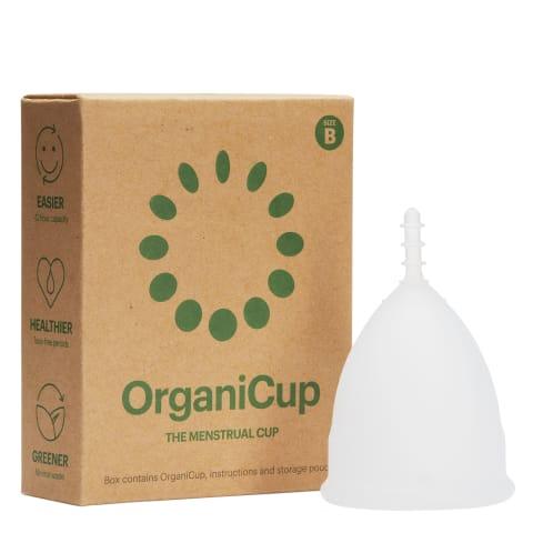 Menstruālā piltuve Organicup, izmērs B