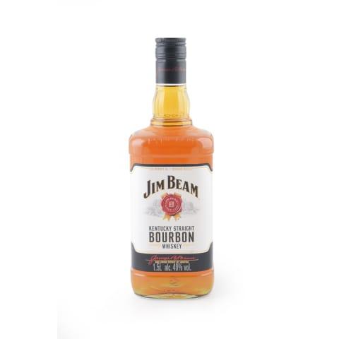Viskijs Jim Beam White 40% 1,5l