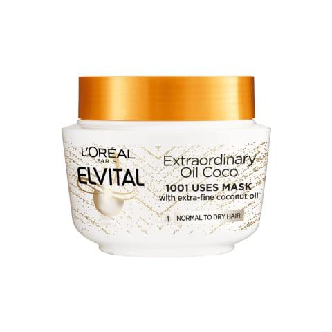 Matu m. Elvital Extra Ordinary Oil 300ml