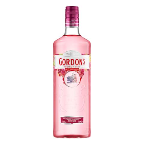Gin Gordons Pink 37,5%vol 0,7l