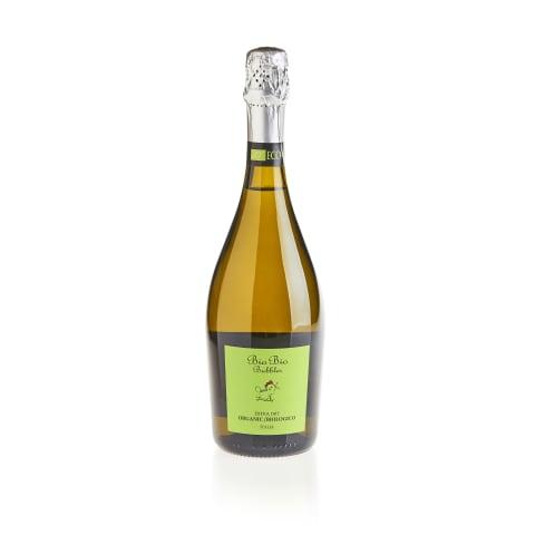 Dzirkstošais vīns Bio Bio Spumante 11%, 0,75l