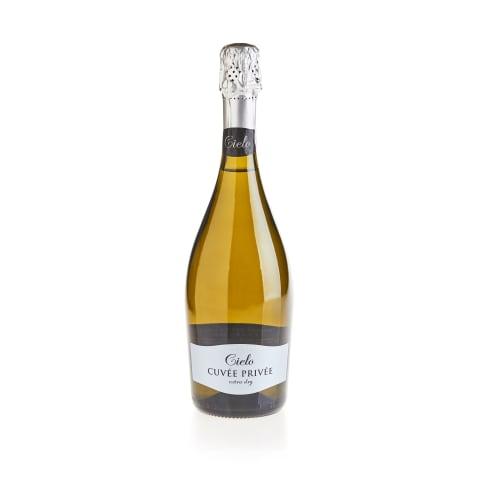 Dzirkstošais vīns Cielo Cuvee Privee 11% 0,75