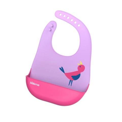 Silikona lacīte violet Kidsme Easy Clean