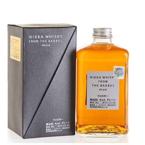 Viskijs Nikka from The Barrel 51,4% 0,5l