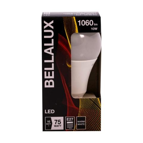 LED lempa BELLALUX CLA75, 10 W/827, E27