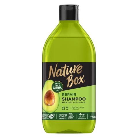 Šampūns Nature Box ar avokado 385ml