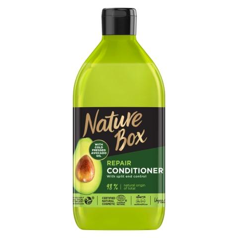 Kondicionieris Nature Box ar avokado 385ml