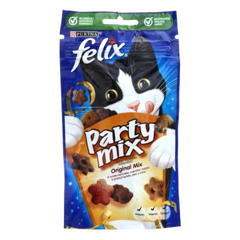 Gard.kaķ. Felix Party Mix Original 60g
