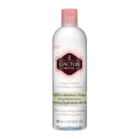 Dr. plaukų šampūnas HASK CACTUS WATER, 355 ml
