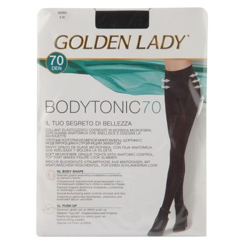 Siev zeķb GL Bodytonic 70den 3 nero