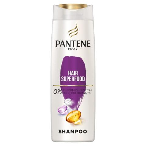 Šampoon Pantene Hair Superfood 400ml