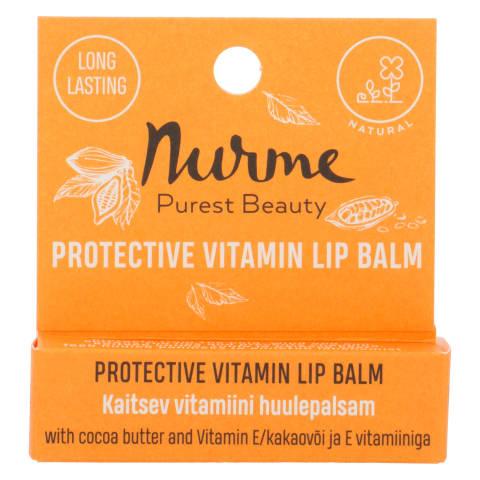 Huulepalsam Nurme kaitsev vitamiini 4,5g