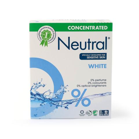 Skalb.milteliai NEUTRAL WHITE, 1,316kg(28sk.)