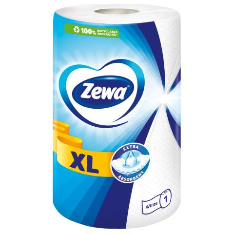 Popieriniai rankšluosčiai ZEWA XL, 1 rul.