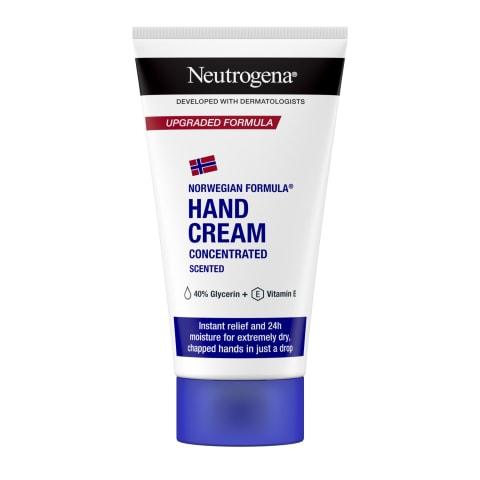 Kätekreem Neutrogena +50% 75ml