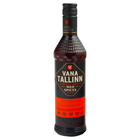 Liķieris Vana Tallinn Wild Spices 35% 0,5l