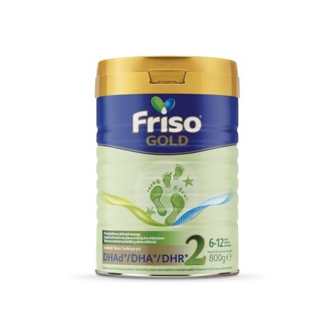 Piena maisījums Friso Gold 2 6m 800g