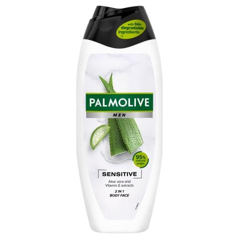 Dušas žel. Palmolive For Men Sensitive 500ml