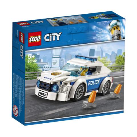 Konstr policijas patruļauto LEGO City