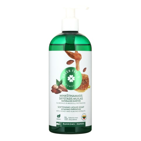 Sk.muil.GREEN FEEL'S med.migd.ekst.400ml
