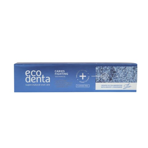 Zobu pasta Ecodenta Caries Fighting 100ml