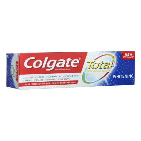 Dantų pasta COLGATE TOTAL WHITENING, 75 ml