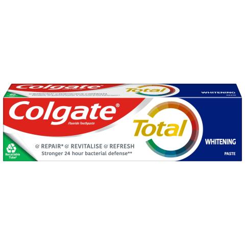 Zobu pasta Colgate Total Whitening 75ml