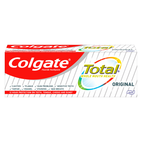 Dantų pasta COLGATE TOTAL ORIGINAL, 20 ml