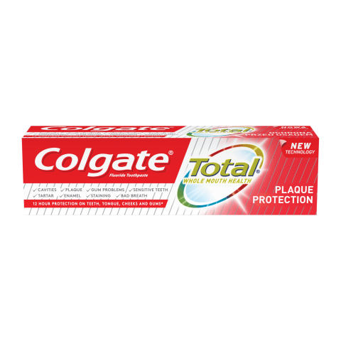 Zobu p. Colgate Total Plaque Protection 75ml