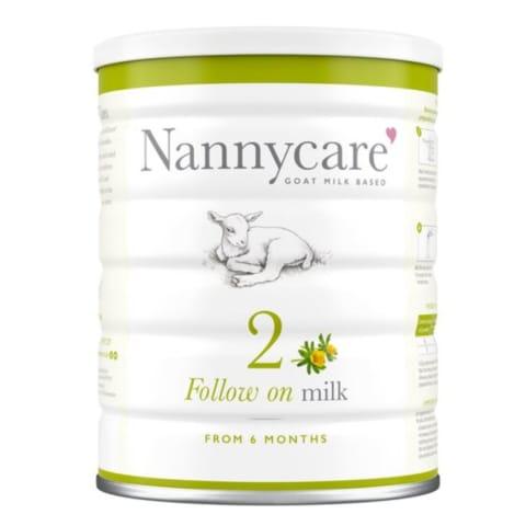 Kazas p.mais. Nannycare Follow 6m 900g