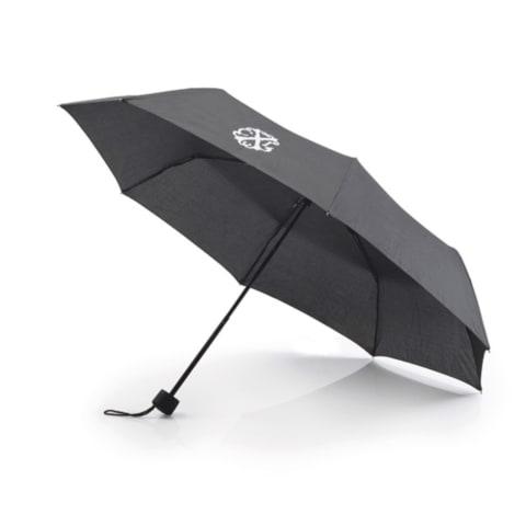 Kokkupandav vihmavari - must