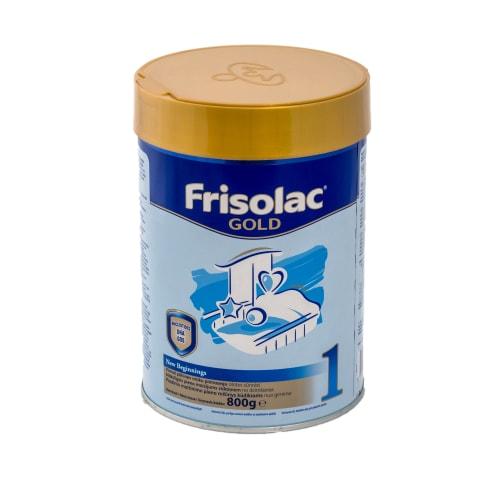 Piena maisījums Frisolac Gold 1,0-6mēn., 800g