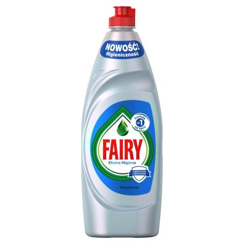 Trauku mazg. līdz. Fairy Extra Hygiene 650 ml