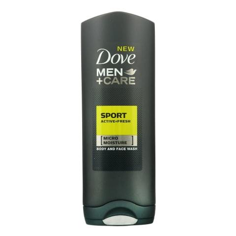 Dušas žel. Dove Men Sport Active Fresh 250ml