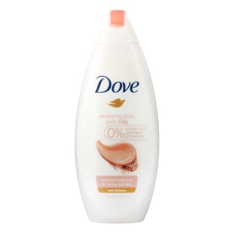 Dušas želeja Dove Pink Clay 250ml