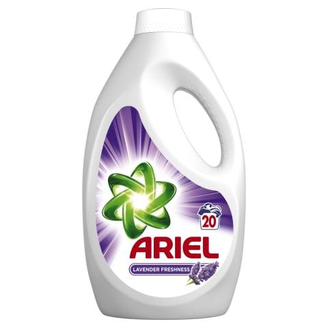 Veļas mazg.līdz. Ariel Lavender 20mr. 1,1l