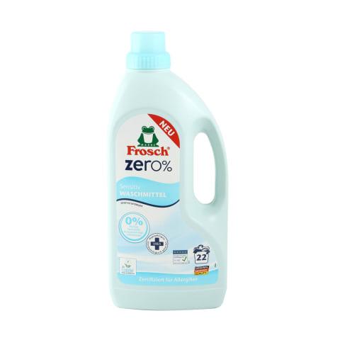 Mazgāšanas gels Frosch Zero% 1,5 L