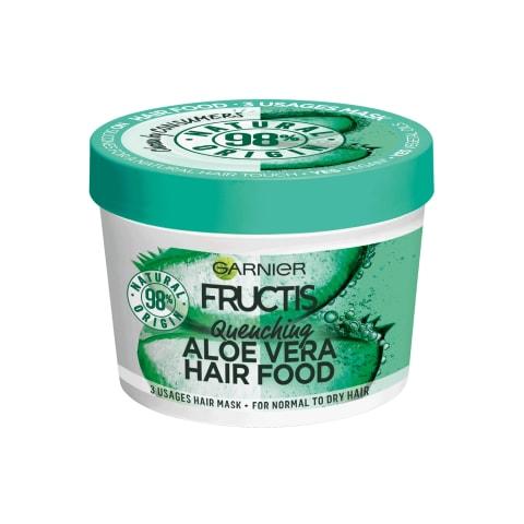 Matu maska Fructis Hair Food Aloe 390ml