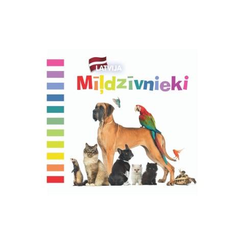 Mīļdzīvnieki. Latvija