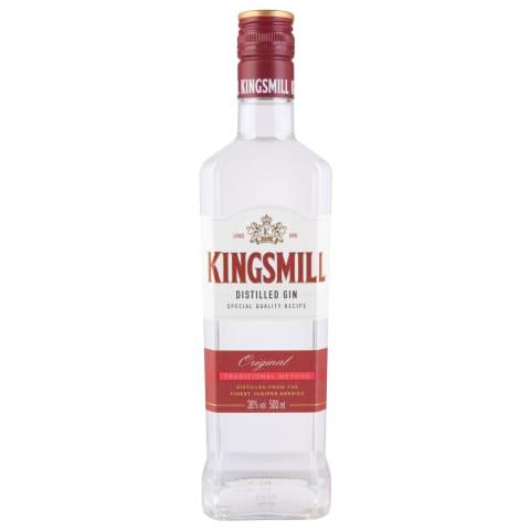 Gin Kingsmill 38%vol 0,5l