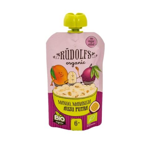 Biezp.Rūdolfs Bio mango, marakuja, auzas 110g